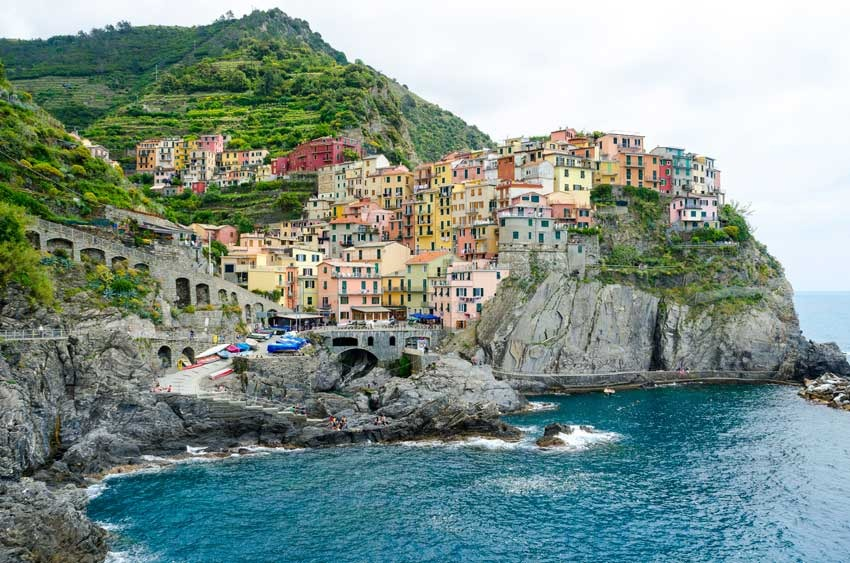 Weddings in the Cinqueterre