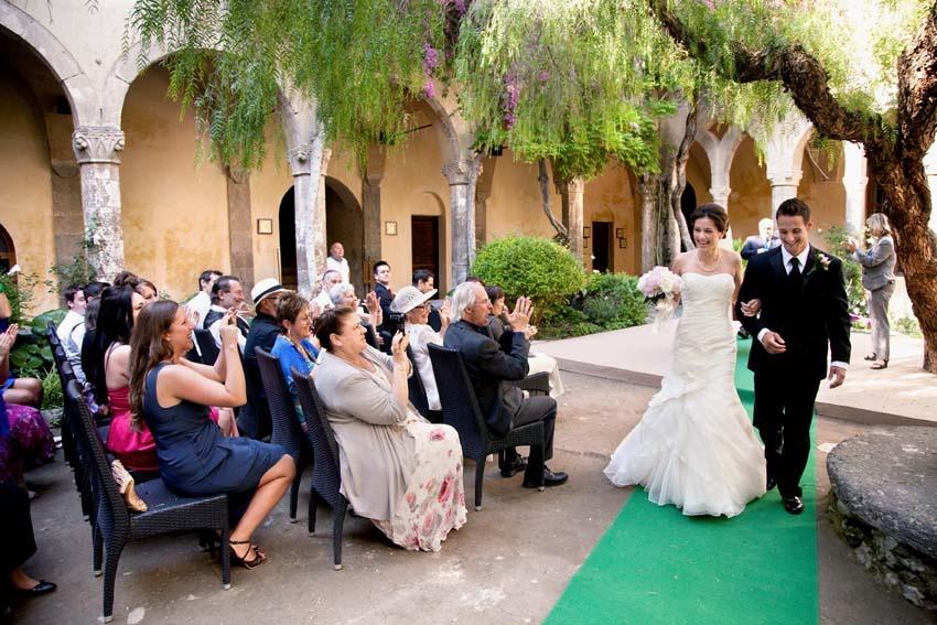 Civil Weddings In Sorrento: Sorrento Wedding