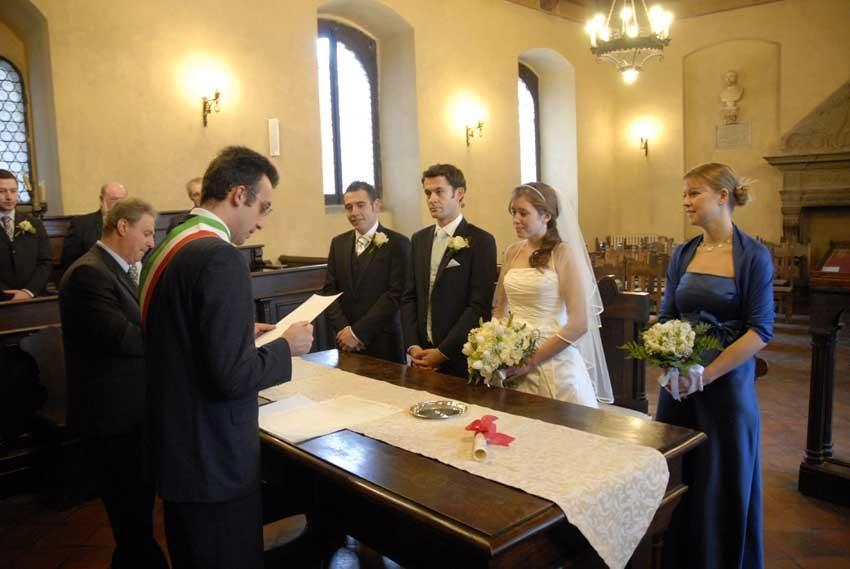 Cortona Civil Wedding: Cortona Weddings