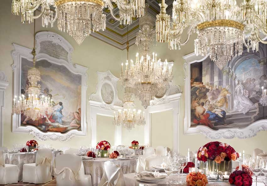 Four Seasons Hotel for destination weddings in Florence