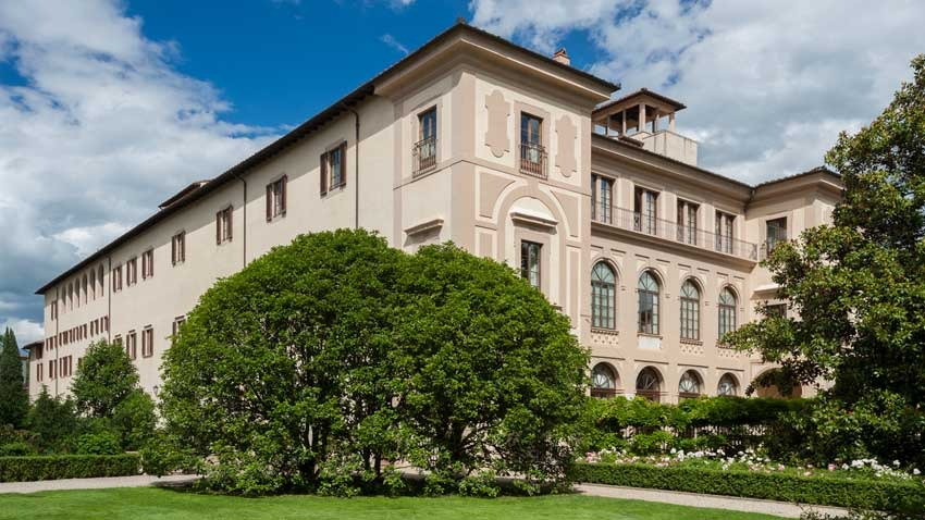 Four Seasons Hotel for weddings in Florence