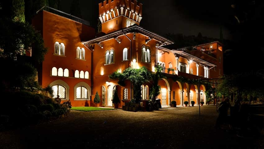 Villa Le Fontanelle for weddings in Florence