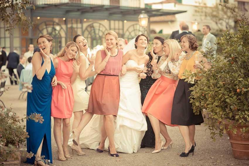 Destination wedding at Four Seasons Hotel Florence