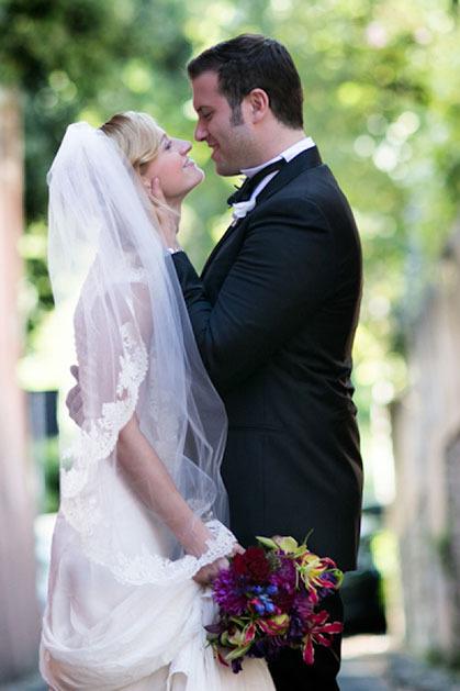 Wedding in Florence Villa
