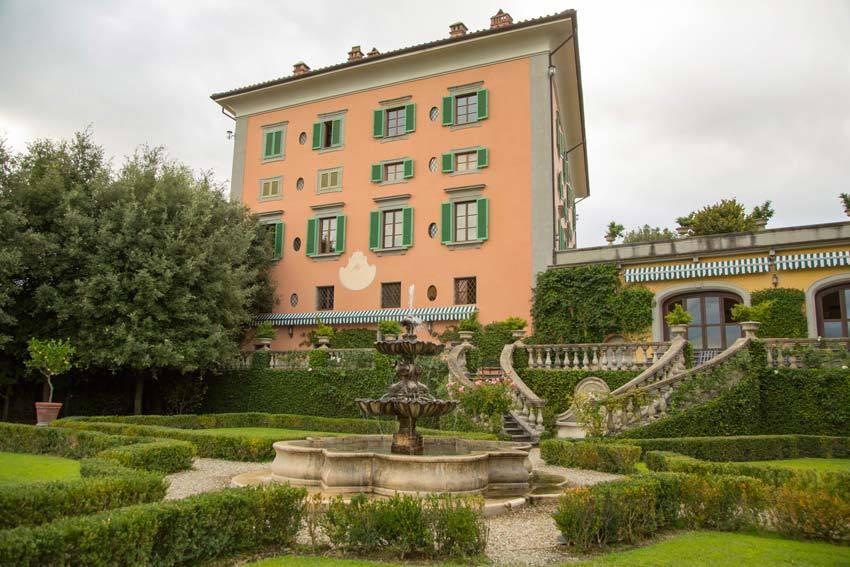 Il Borro Relais for weddings in Tuscany