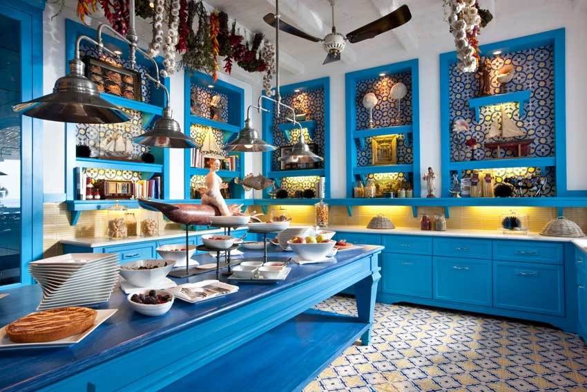 Restaurant for wedding receptions in Capri