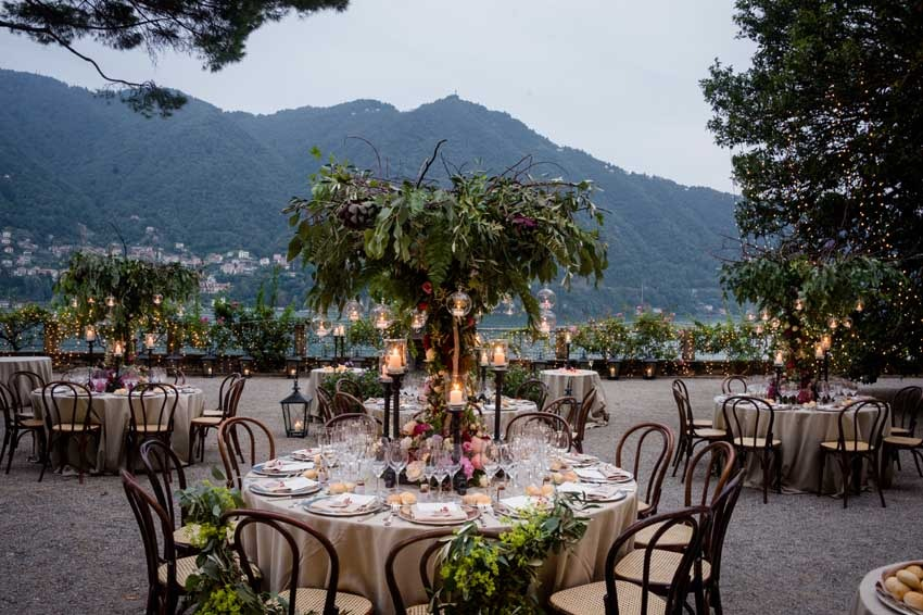Villa Pizzo For Weddings In Lake Como