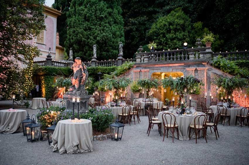 Villa Pizzo For Weddings In Lake Como