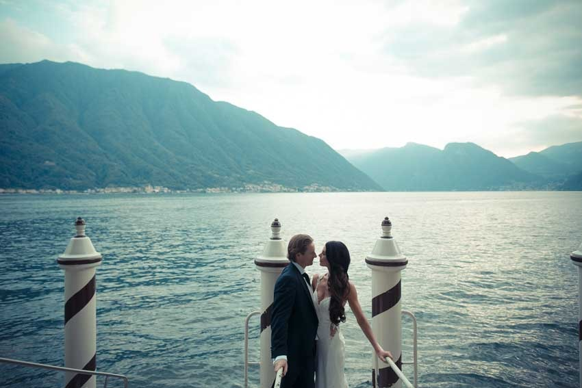 Destination weddings on the Italian Lakes
