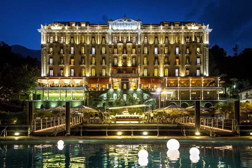 Grand Hotel Tremezzo for weddings on Lake Como