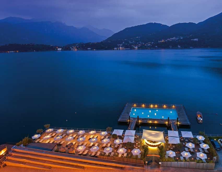 Lake Como Weddings Grand Hotel In Tremezzo