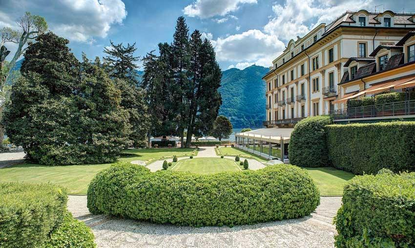 Villa d 39 este for weddings on lake como for Hotel villa d este como