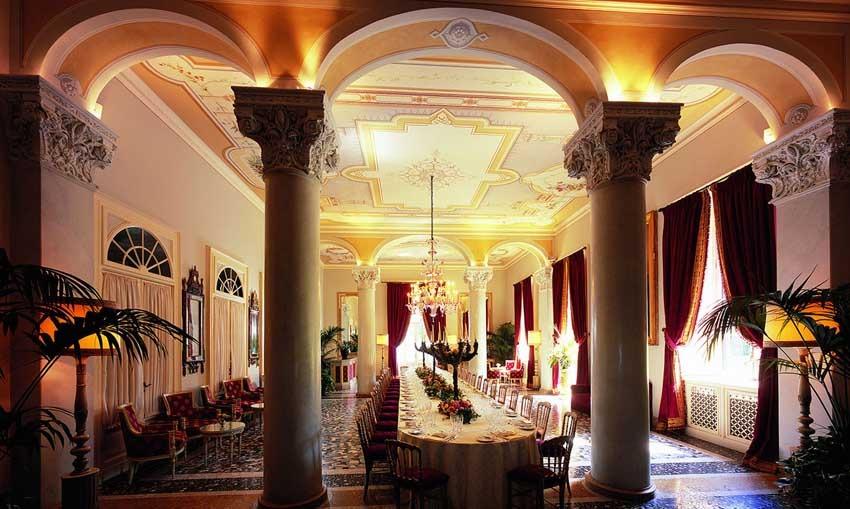 Villa d'Este for Lake Como weddings