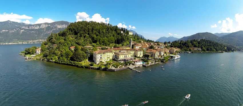 Wedding on Lake Como at Villa Serbelloni Grand Hotel