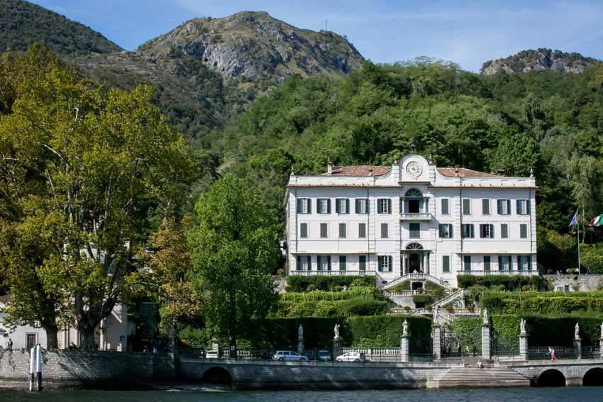 Villa Carlotta for civil weddings on Lake Como