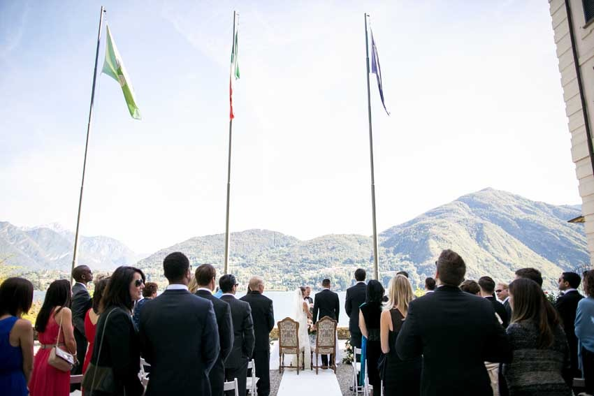 Lake Como wedding at Villa Carlotta