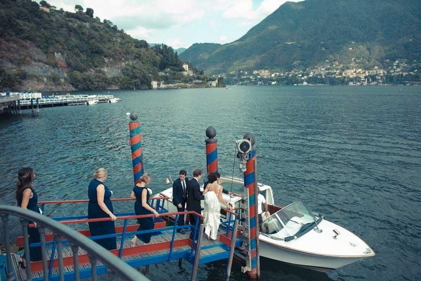 Lake Como wedding at Villa d'Este