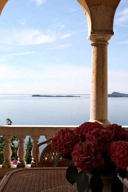 Lake Garda weddings at Villa del Sogno