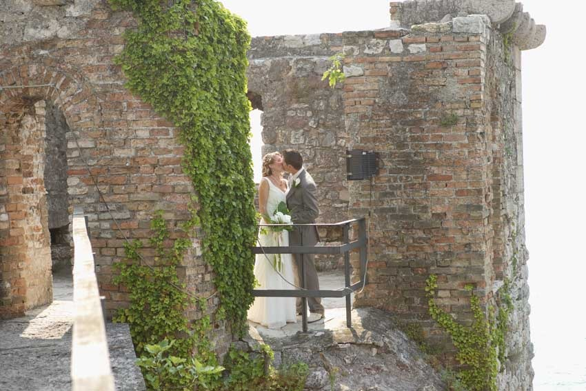 Lake Garda wedding in Torri del Benaco