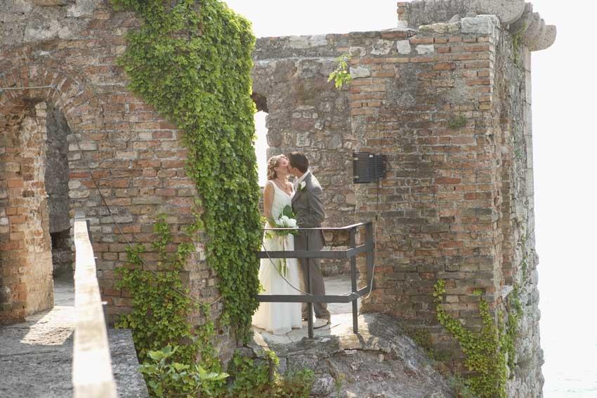 Lake Garda wedding in Torri del Benaco