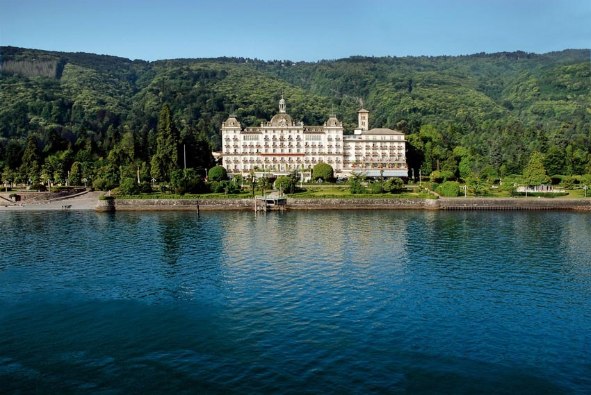 Destination weddings on Lake Maggiore Grand Hotel des Iles Borromees
