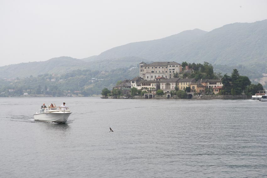 Destination weddings on Lake Orta