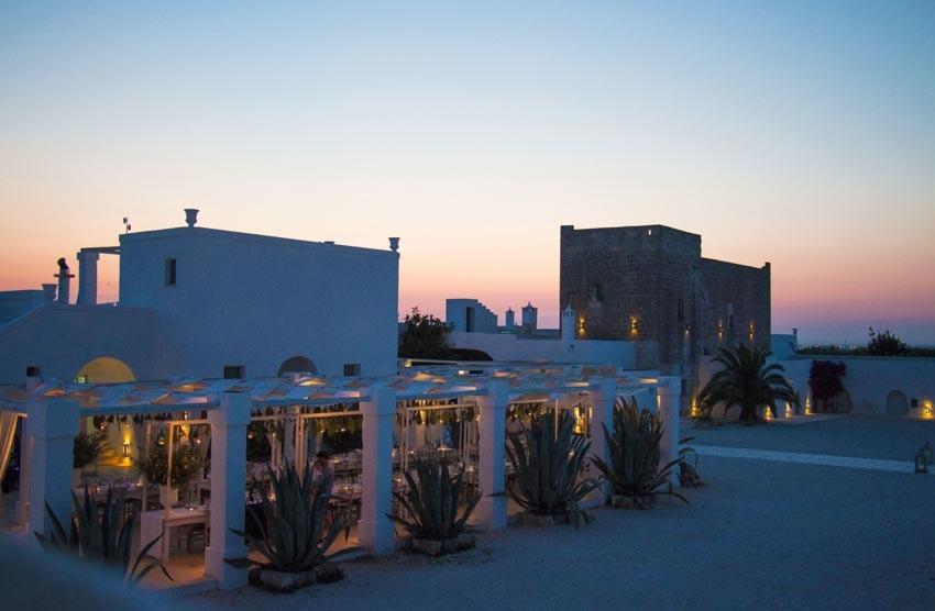 Masseria Potenti for destination weddings in Puglia