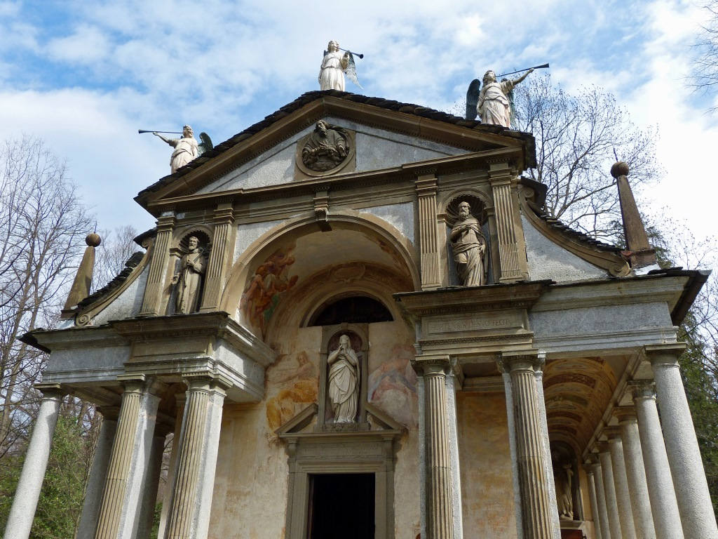 Church of Orta Sacred Mount