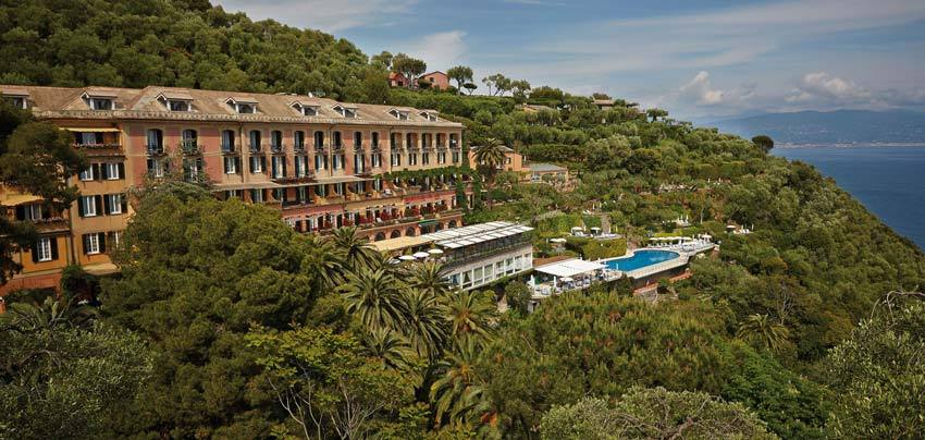 Hotel Splendido for weddings in Portofino on the Riviera