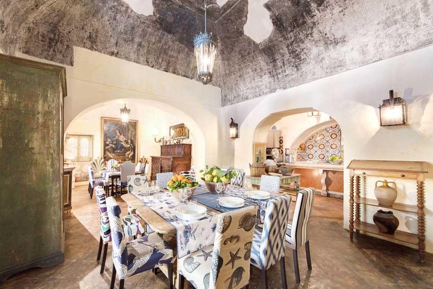 Luxury Private Villa For Positano Weddings