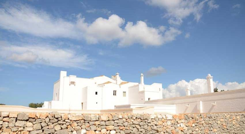 Masseria Le Carrube for weddings in Puglia
