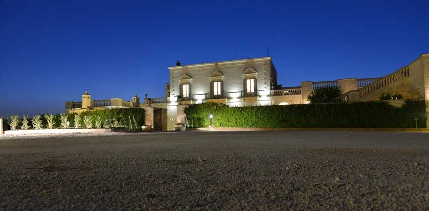 Masseria Traetta for weddings in Puglia