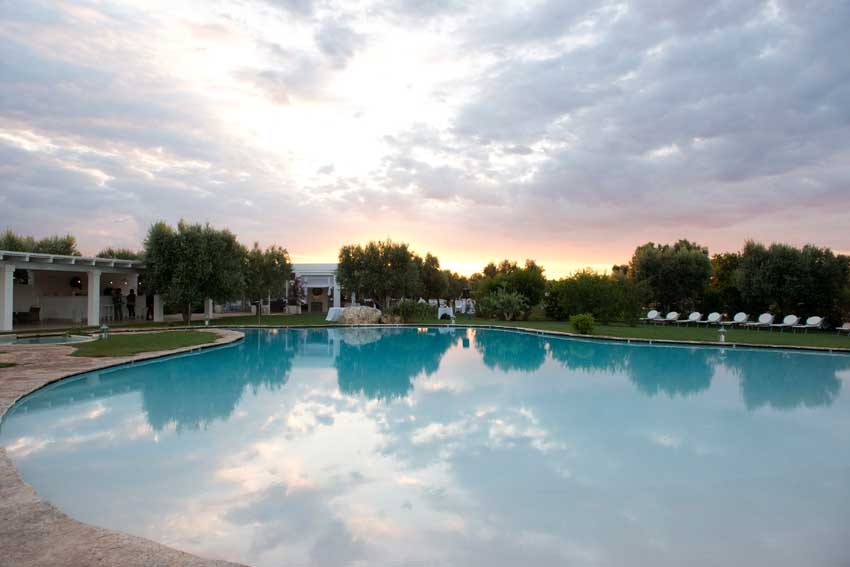 Masseria Don Luigi for destination weddings in Puglia