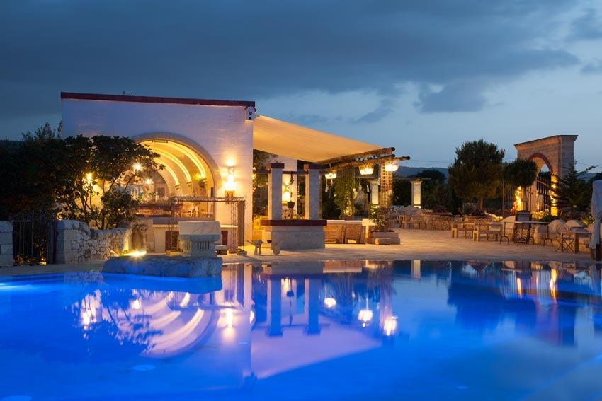 Masseria Montenapoleone for weddings in Puglia