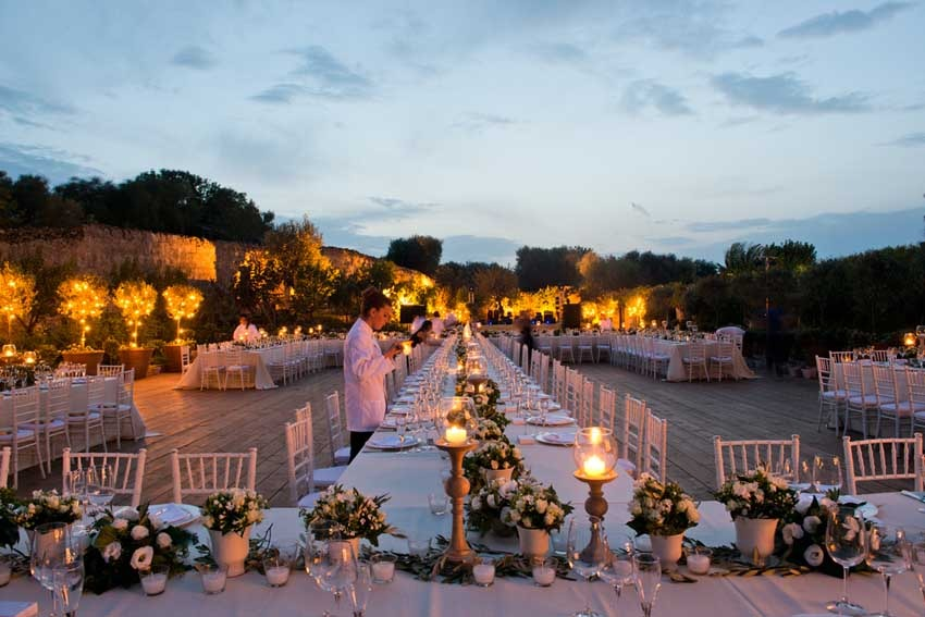 Puglia Weddings At Torre Coccaro Wedding In Italy