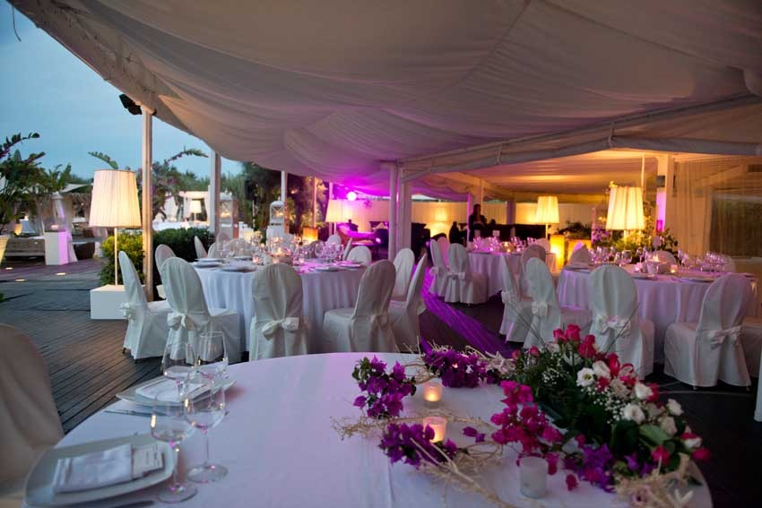 Torre Coccaro for destination weddings in Puglia