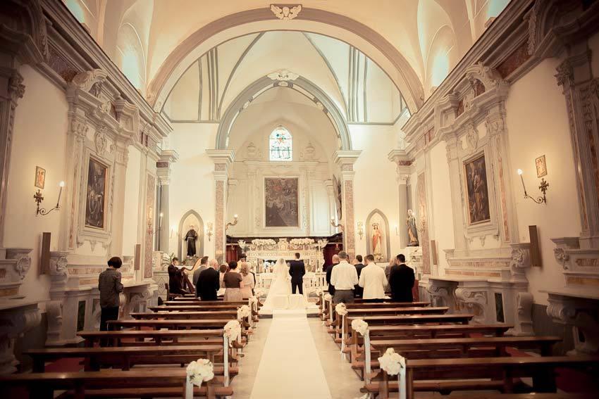Church of San Francesco in Ravello