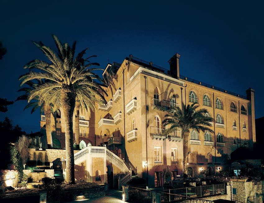 Palazzo Avino for weddings in Ravello