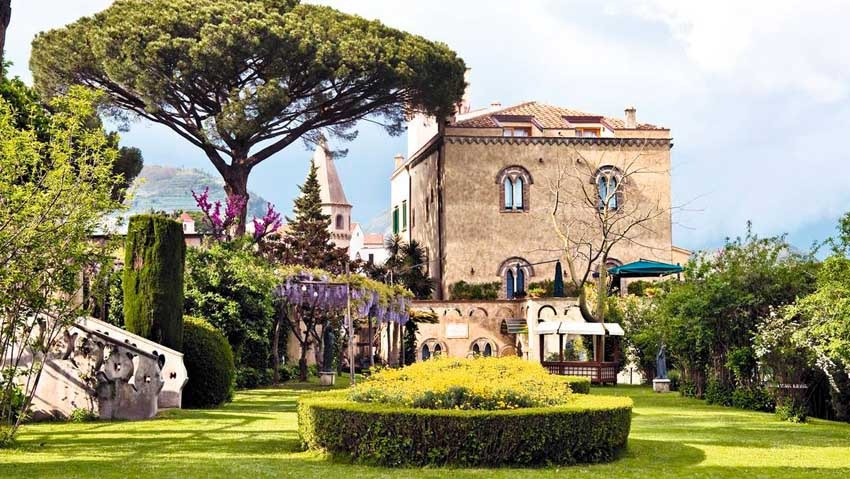 Ravello Villa For Exclusive Weddings