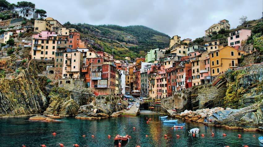 Weddings in Riomaggiore in the Cinqueterre