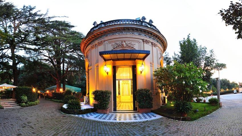 Palazzo Brancaccio for weddings in Rome