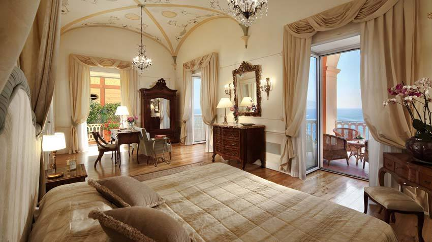 Room at Hotel Excelsior Vittoria in Sorrento