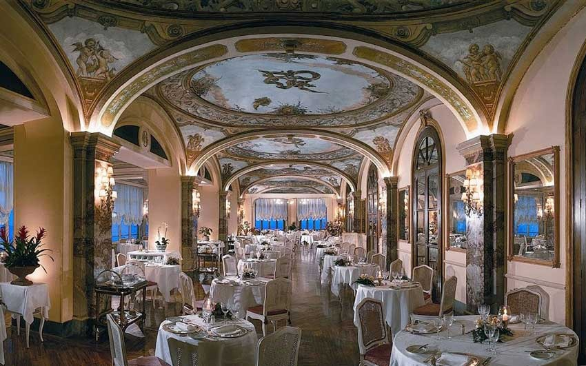Banquet Hall for wedding receptions in Sorrento