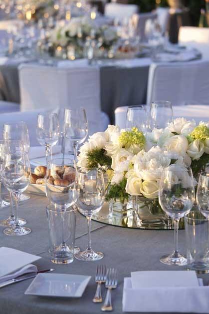 Symbolic wedding at Capri Palace