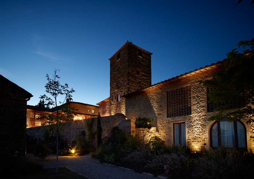 Tuscany weddings at Borgo Petrognano in the Chianti region