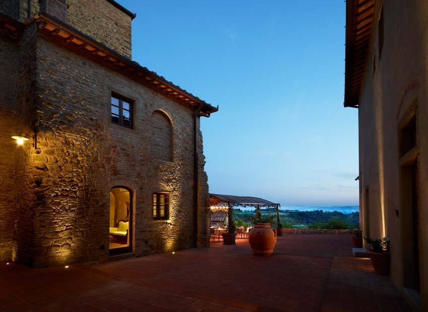 Borgo Petrognano for destination weddings in Tuscany