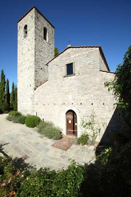 Catholic wedding in Gaiole in Chianti Tuscany