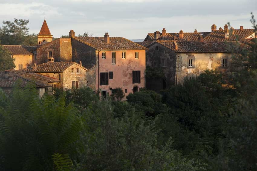 Il Borro Relais for Tuscany weddings