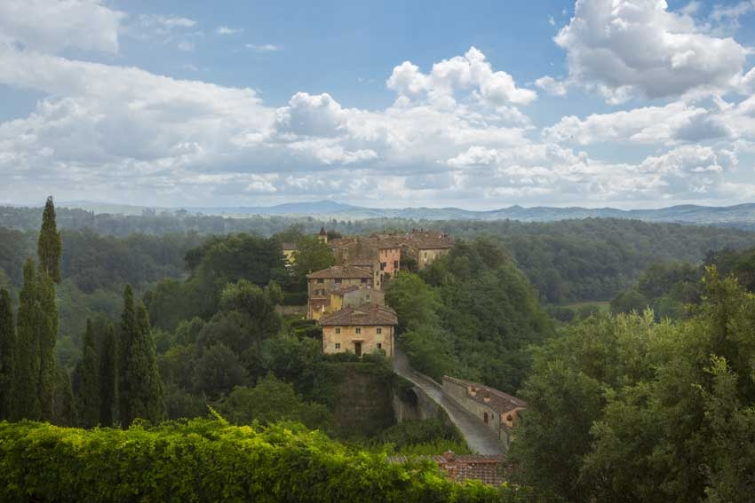 Il Borro Relais for weddings in Tuscany