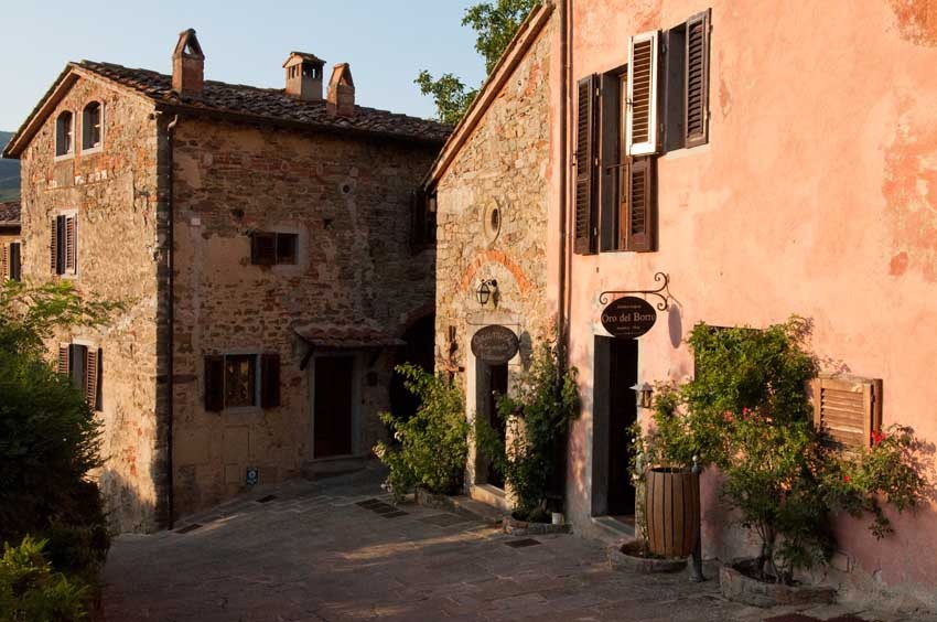 Il Borro Relais for destination weddings in Tuscany
